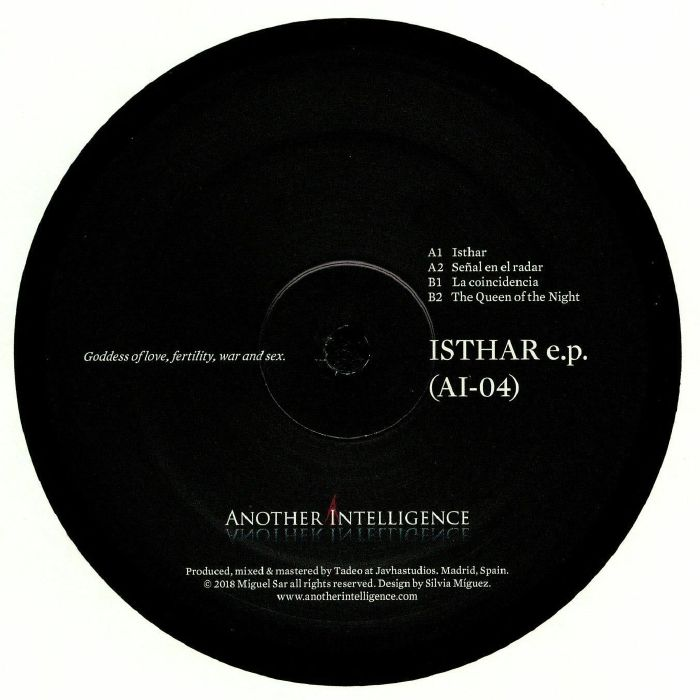 Tadeo - Isthar - Another Intelligence - Javhastudios